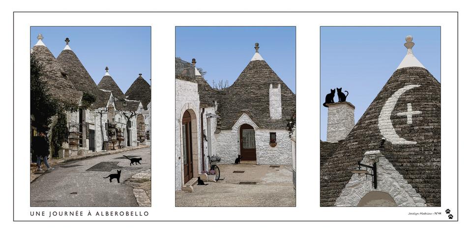 Italie - Alberobello
