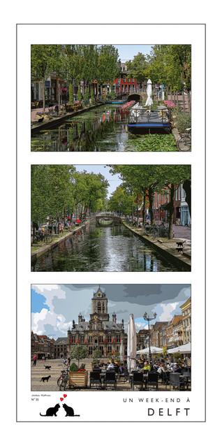 Pays-Bas - Delft
