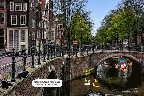 Amsterdam - Pays-Bas