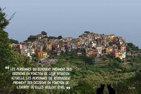 Italie - Corniglia