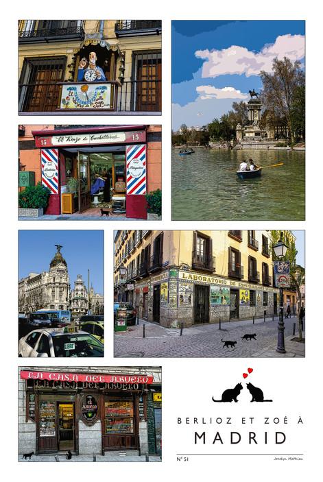 Espagne - Madrid