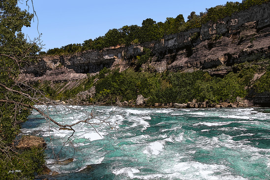 Canada - Niagara White Water Walk