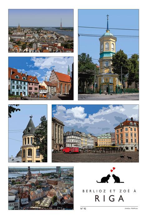 Lettonie - Riga