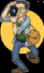 Logo JM Photo Cartoon_Personnage entier