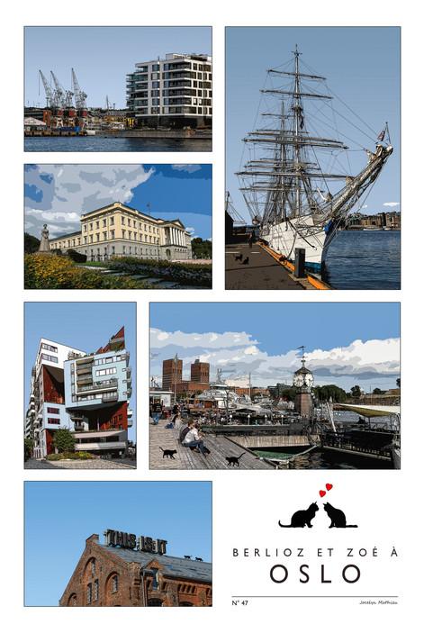 Norvège - Oslo