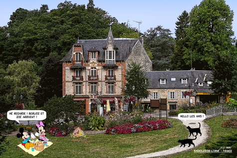 Bagnoles-de-l'Orne - France