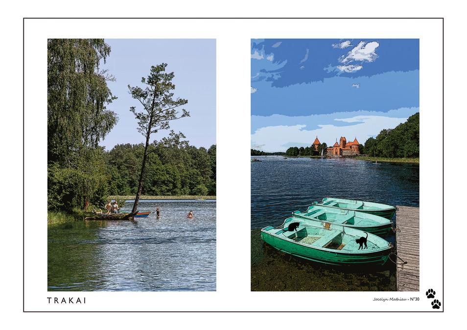 Lituanie - Trakai
