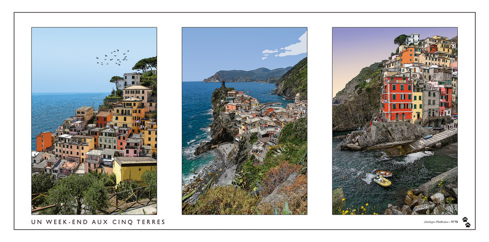 Italie - Cinq Terres