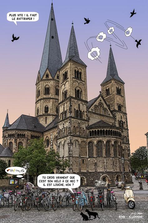 Bonn - Allemagne