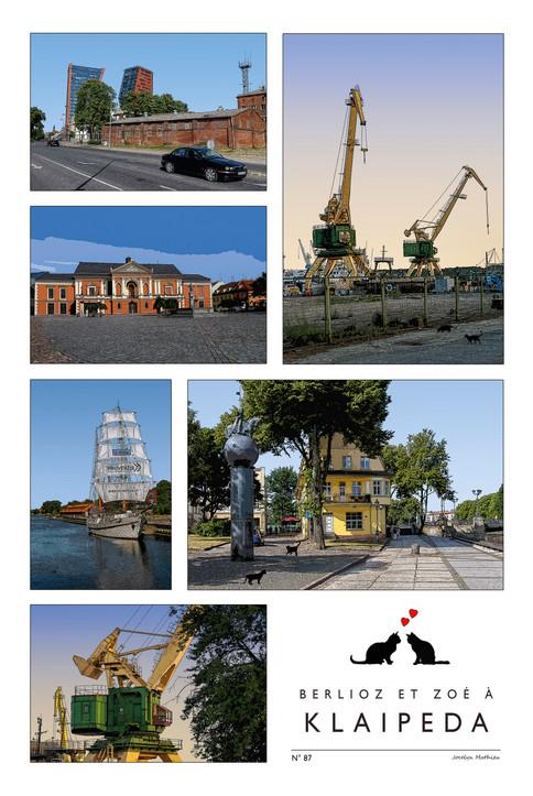 Lituanie - Klaipeda