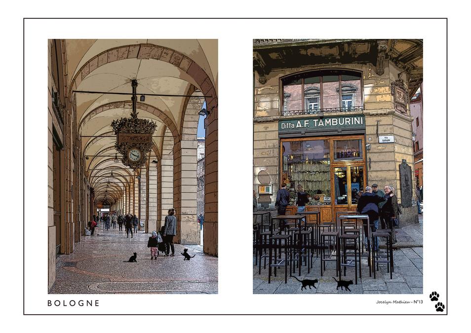 Italie - Bologne