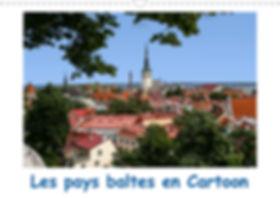 Calendrier Pays Baltes Lituanie Lettonie Estonie Jocelyn Mathieu Photographie Cartoon