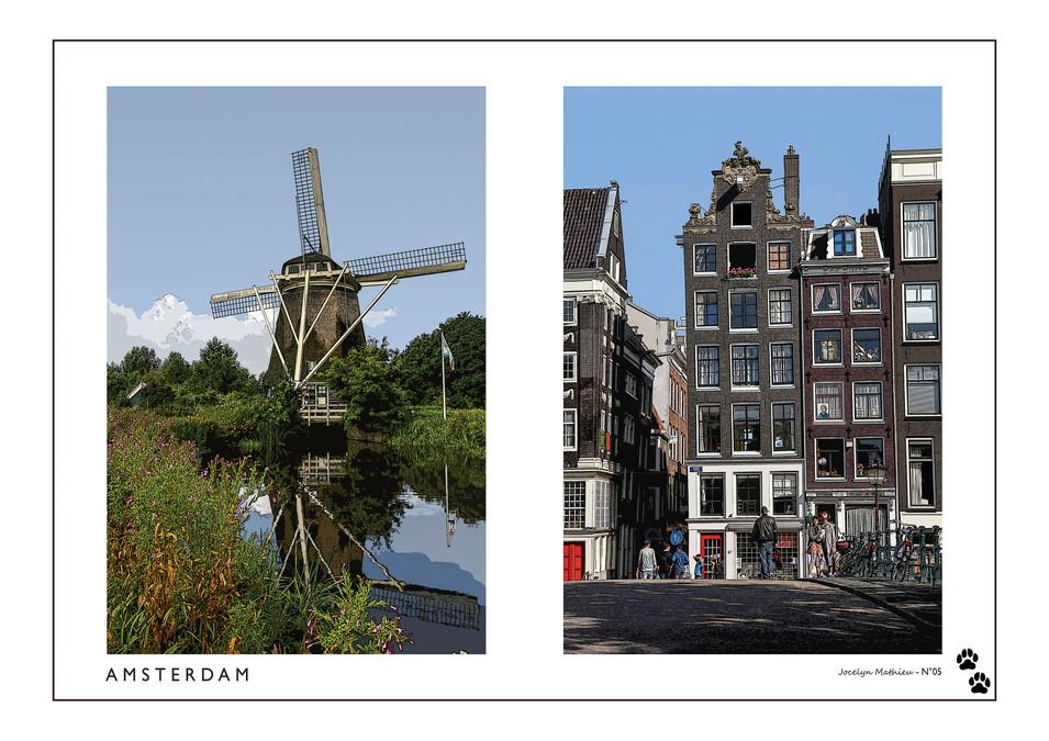 Pays-Bas - Amsterdam