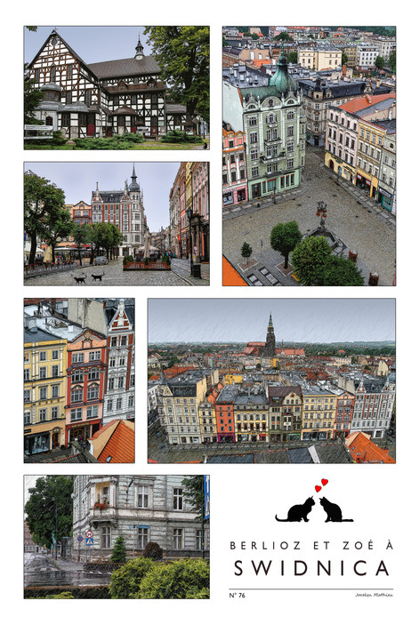 Pologne - Swidnica