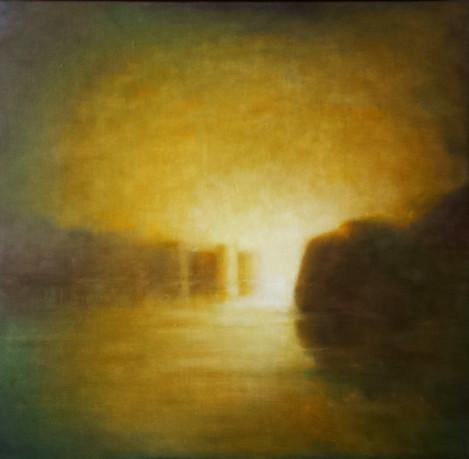 Jacqueline Calmard - Le port