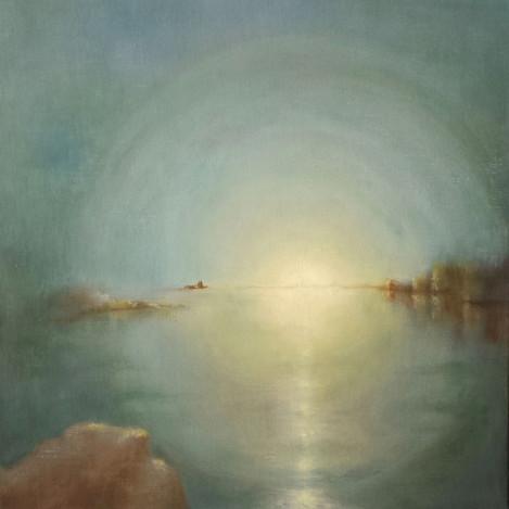 Jacqueline Calmard - L'aube