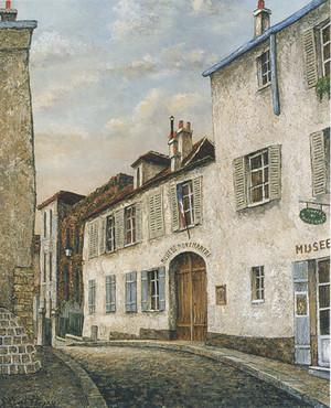 Gilbert Fleury - Musée de Montmartre
