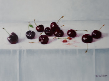 Bernadette Bittar - Coeur de cerise