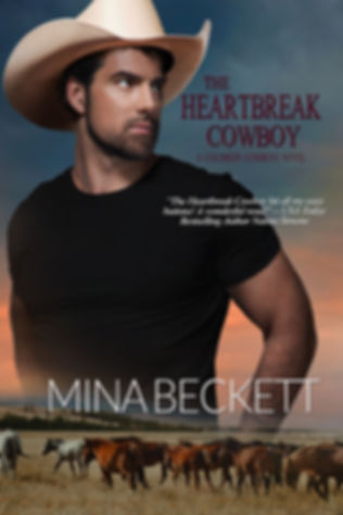 The Heartbreak Cowboy_ Book 1 in the Col