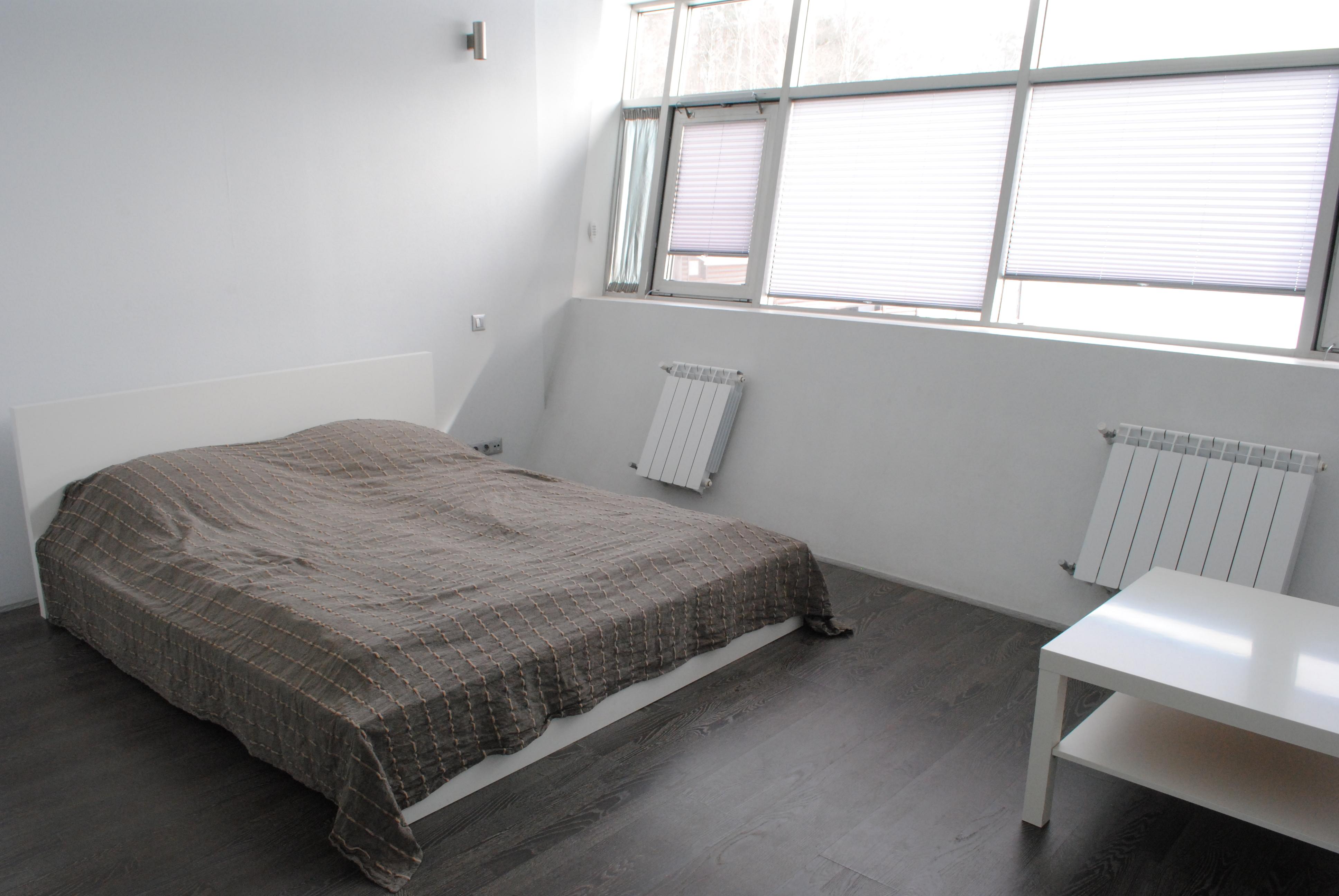 Апартамент 3, спальня