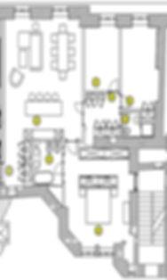 схема квартиры солянка