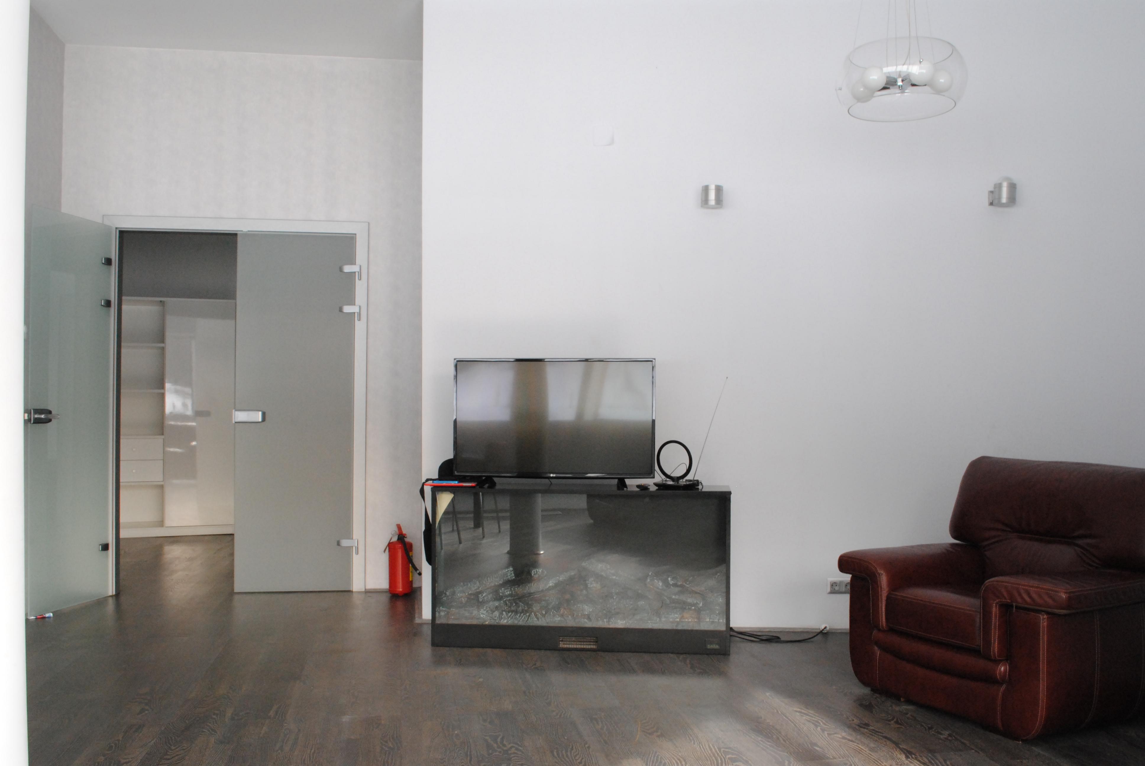Апартамент 3, гостиная