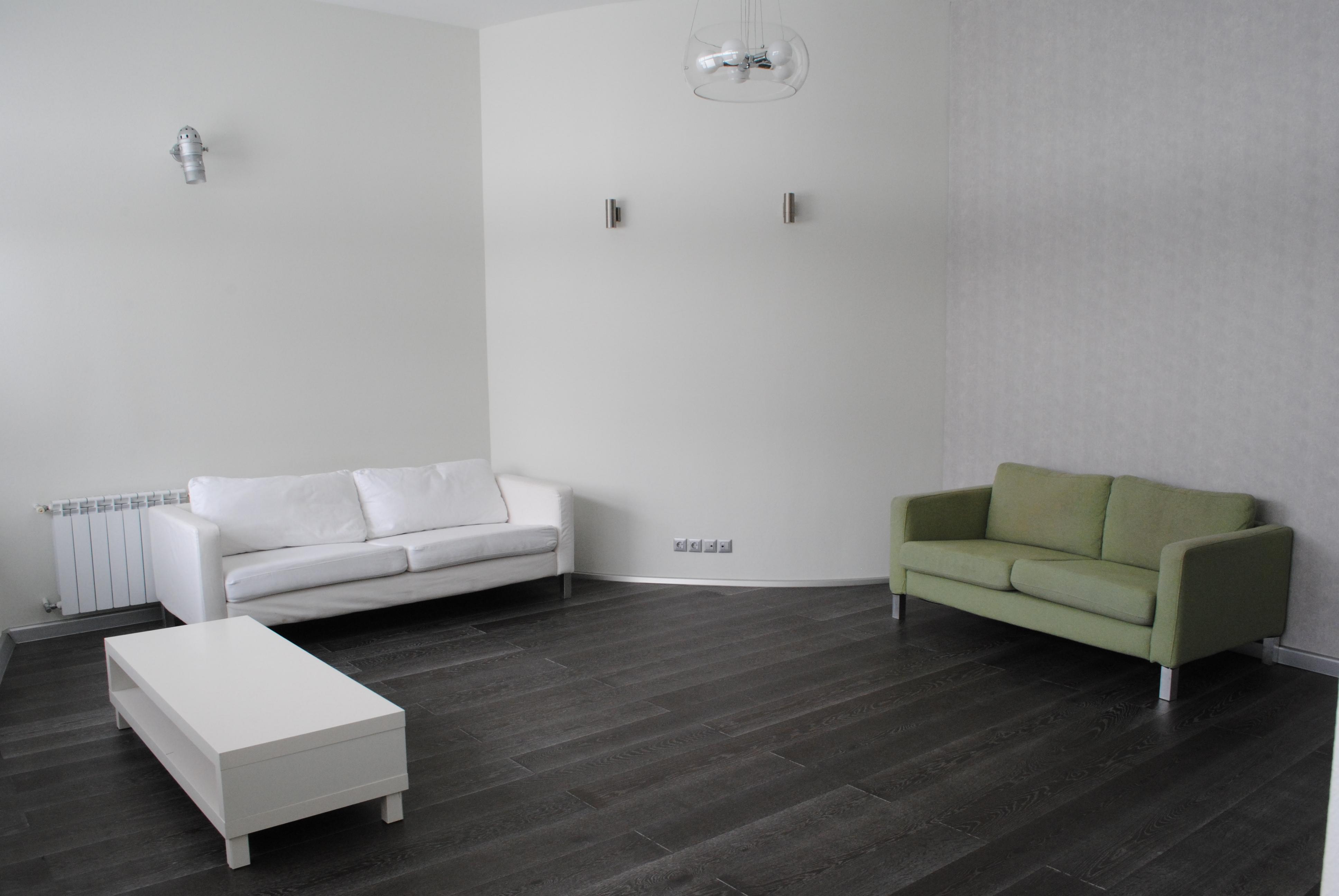 Апартамент №1 (1эт.) гостиная