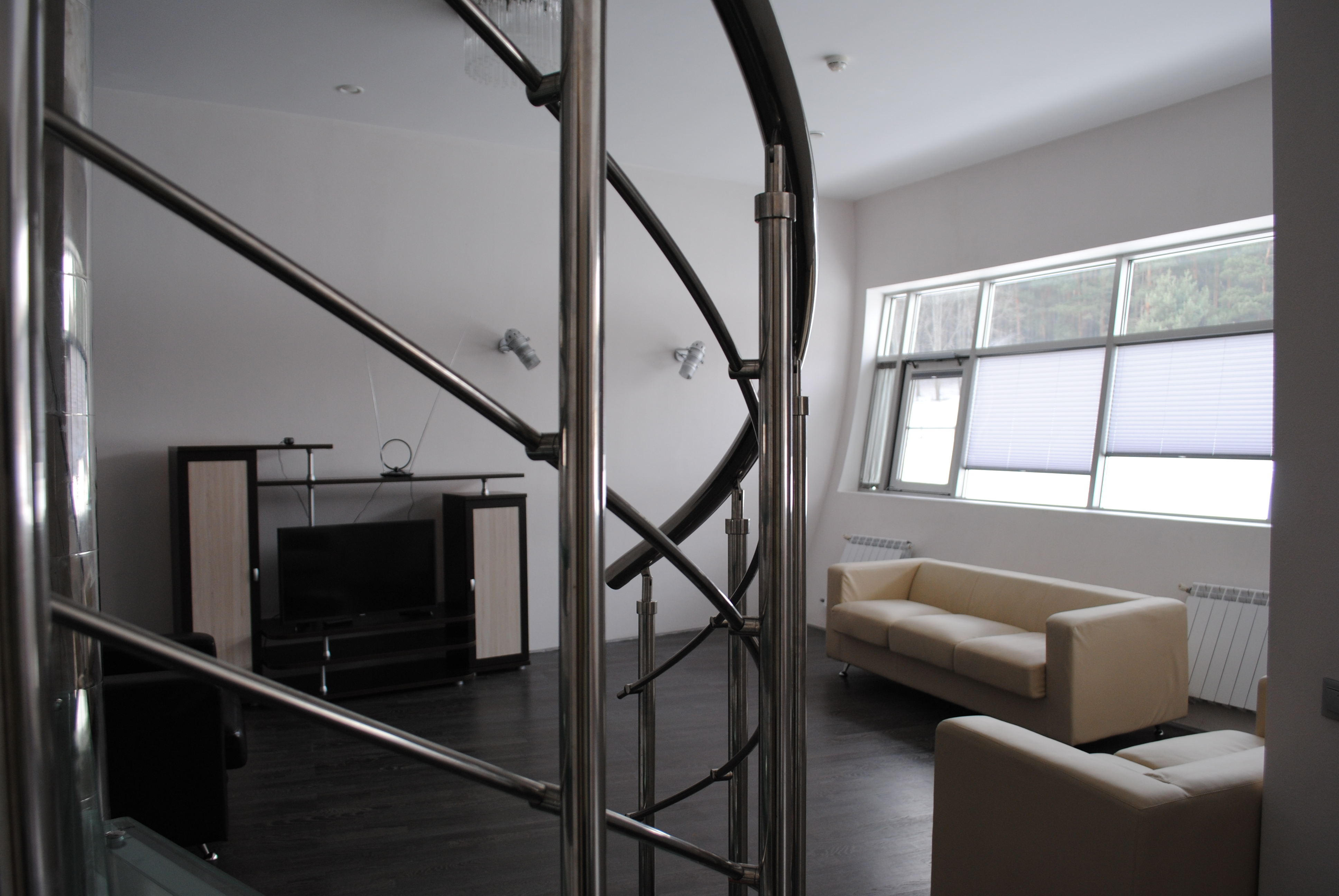 Апартамент №2 (1эт.) гостиная