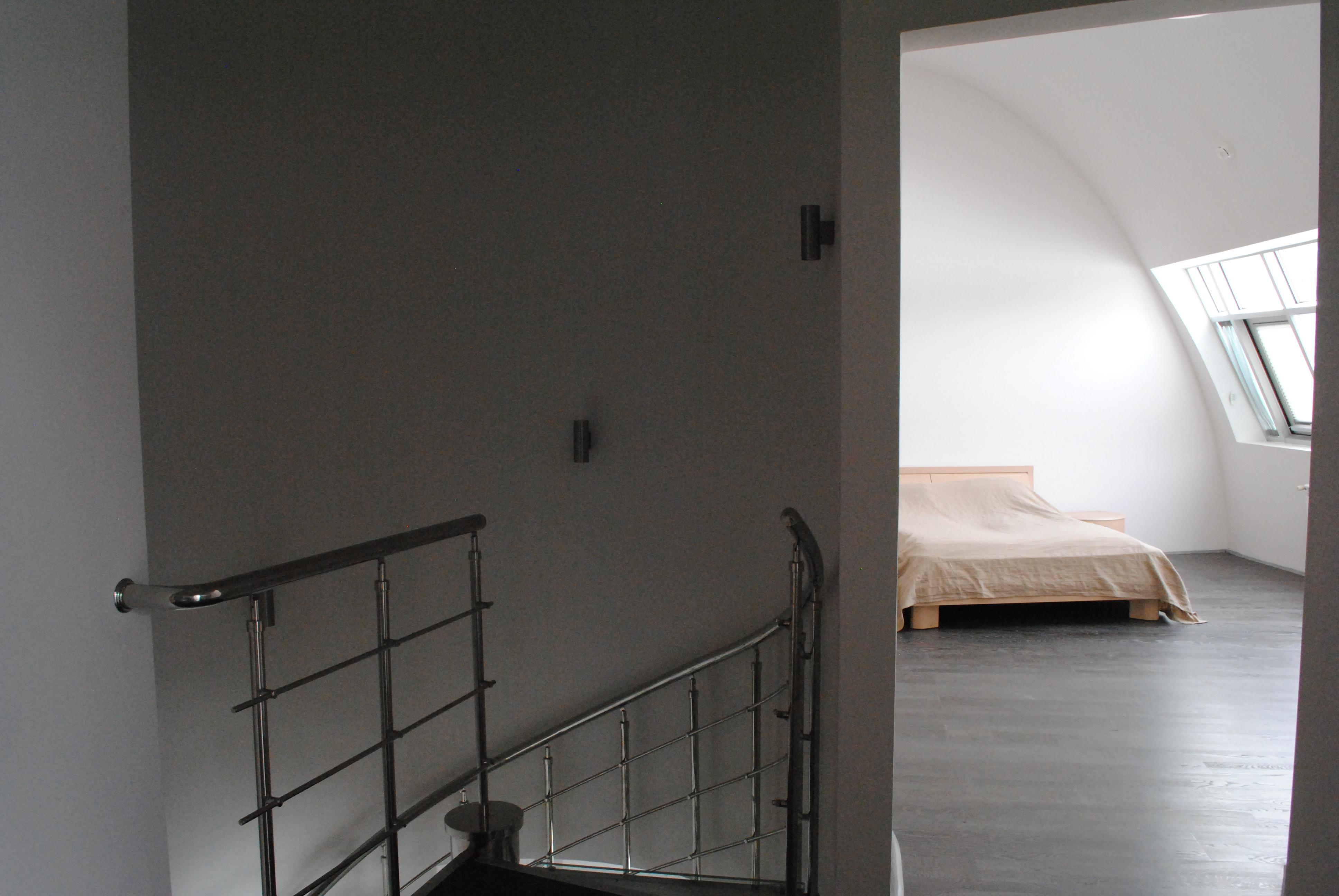Апартамент №2 (2эт.) лестничный холл