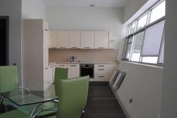 Апартамент №1 (1эт.) кухня