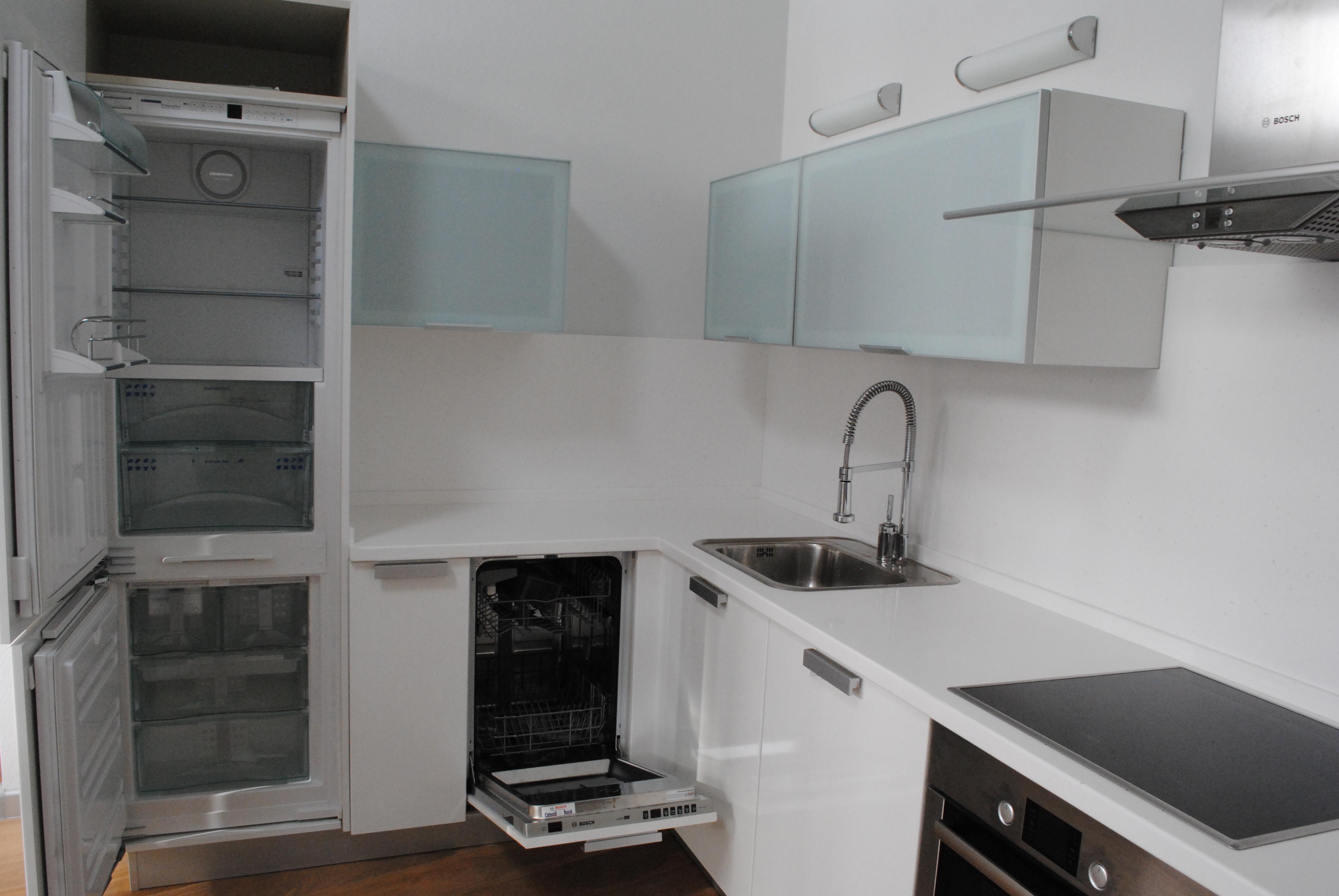 Апартамент 6 (2эт) кухня