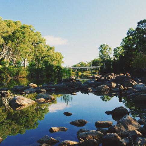 Maranoa river