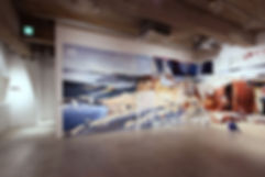 artiste zoer zoerism peinture a l huile exmateria exposition blas a kaikai kiki gallery de takashi murakami tokyo japon 2015
