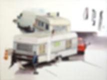 artiste zoer zoerism peinture figurative quatre vingts jours exposition perpetuum mobile galerie openspace paris 2014