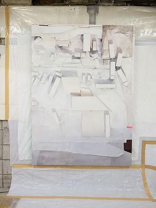 artiste zoer zoerism peinture a l huile figurative common nuisance exposition galerie hidari zingaro takashi murakami japon