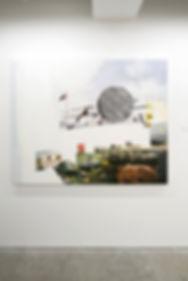 artiste zoer zoerism peinture a l huile figurative california sunset exposition galerie hidari zingaro takashi murakami japon