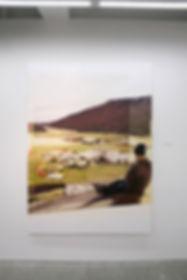 artiste zoer zoerism peinture a l huile figurative des rumeurs et des forets exposition hidari zingaro takashi murakami japon