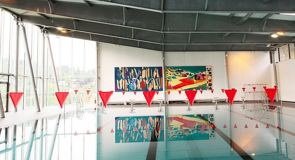 artiste zoer zoerism velvet  peinture curateur plateforme art contemporain 2km3 saint gervais france 2018