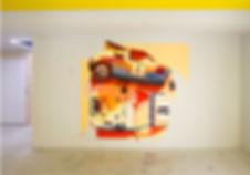 artiste zoer zoerism peinture acrylique de voitures audi et peugeot en coupe a l'arcylique a armancette hotel france 2018
