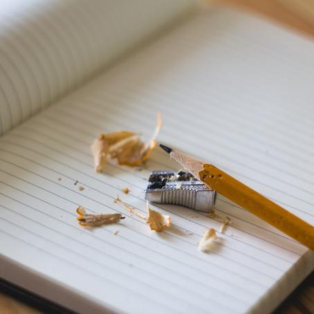 Com pots escriure quan no sàpigues de què escriure?
