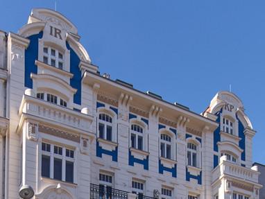 Aus Zinshaus wird Hotel
