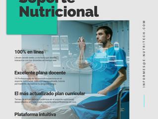 11ava Edición:  Diplomado en Soporte nutricional