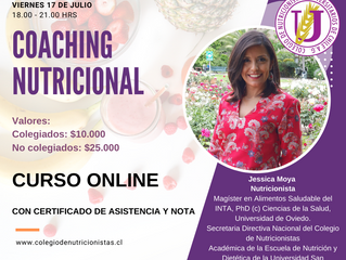 Curso Coaching Nutricional