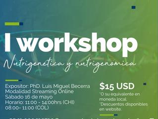 I Workshop Nutrigenetica y Nutrigenomica