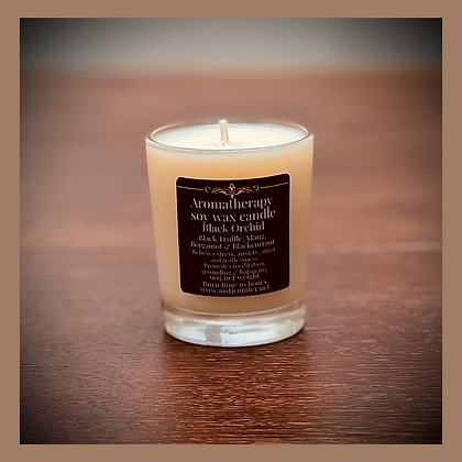 Sweet Scents - Small Glass Candle 20 Hours