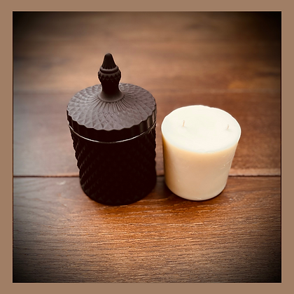Cut Glass Candle Refill