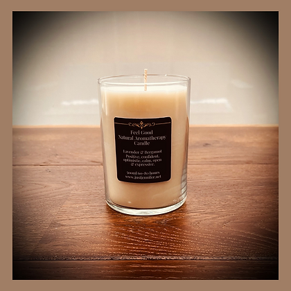 Large 1 Wick Scented Candle