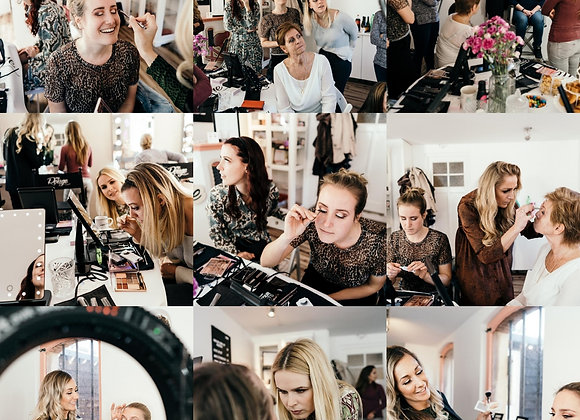 Workshop Make-up