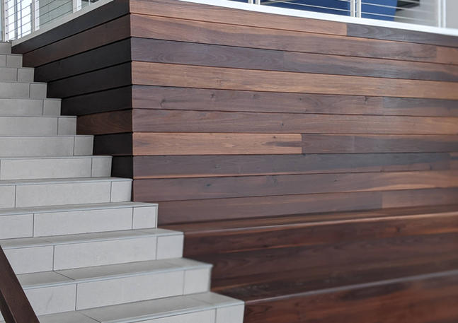 Andover Caps Learning Stair