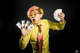 魔術師香蕉王子